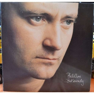 Phil Collins - ..but Seriously - Vinyl - LP