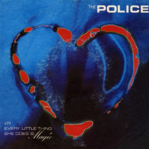 Police - Every Little Thing She Does Is Magic / Shambelle - Vinyl - 7'' PS
