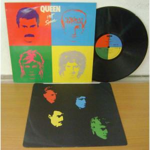 Queen - Hot Space - Vinyl Record - LP