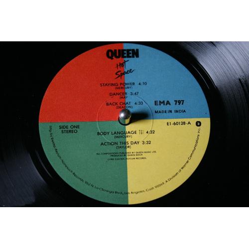 Queen - Hot Space - Vinyl - LP