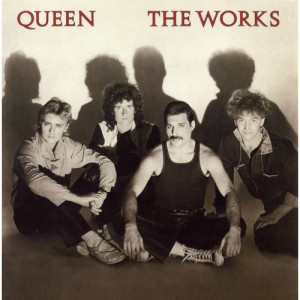 Queen - The Works - Vinyl Record - LP