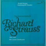 Rudolf Kempe - Staatskapelle Dresden - Richard Strauss: Don Juan Op. 20 / Also Sprach Zarathustra O
