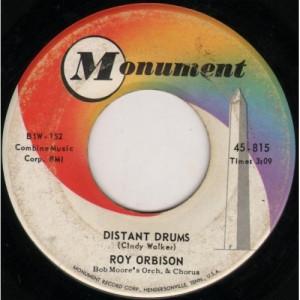 "Roy Orbison - Distant Drums / Falling - Vinyl - 7"""