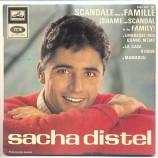 Sacha Distel - Scandale Dans La Famille / Mamadou / La Casa D'irene