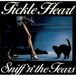 Sniff 'n' the Tears - Fickle Heart - Vinyl - LP