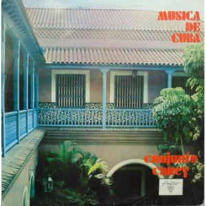 Conjunto Caney - Musica De Cuba - Vinyl - LP