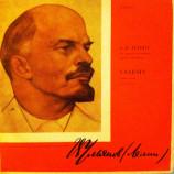 Lenin - Speeches on Gramophone from 1919-1920