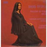 Sylvia Sass-lamberto Gardelli-lso - Puccini-verdi Arias
