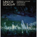 Szokolay Sandor - Hommage A Kodaly