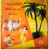 The Hawaiian Islanders - Holiday in Hawaii