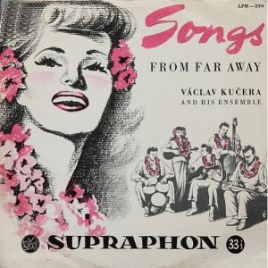 Vaclav Kucera & His Ensemble - Songs From Far Away - Vinyl Record - 10''