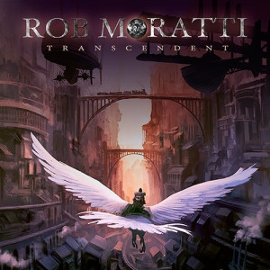 Rob Moratti - Transcendent - CD - Album
