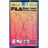 Various Artists - Fila Rap Jam 3-4