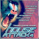 Various Artists - House Attack 4