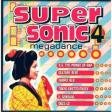 Various Artists - Super Sonic Megadance 4
