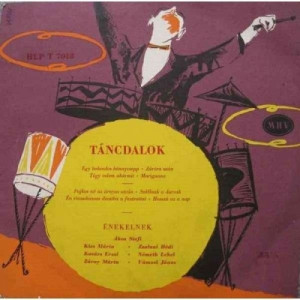 Various Artists - Tancdalok - Vinyl - 10''