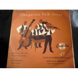 Vattai-Szabo Gyula - Hungarian Folk Songs