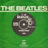 Beatles - Paperback Writer / Rain