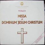 Vukan George - Missa Ad Dominum Jesum Christum