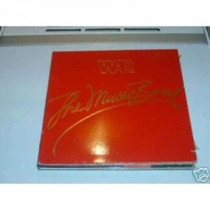 War - Music Band - Vinyl - LP Box Set