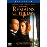 ANTHONY HOPKINS - REMAINS OF THE DAY - DVD