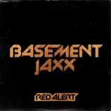 BASEMENT JAXX - RED ALERT (CD 2) - CD Single