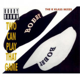 BOBBY BROWN - TWO CAN PLAY THAT GAME - CD Single