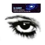 DJ GARRY - DREAM UNIVERSE - CD Single
