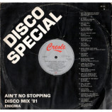 ENIGMA - AIN'T NO STOPPING DISCO MIX '81 - 12 Inch