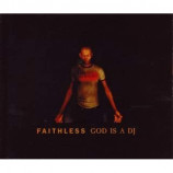 FAITHLESS - GOD IS A DJ - CD Single