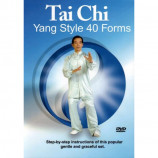FITNESS - TAI CHI : YANG STYLE 40 FORMS - DVD