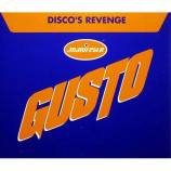 GUSTO - DISCO'S REVENGE - CD Single