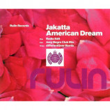 JAKATTA - AMERICAN DREAM - CD Single