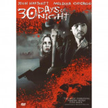 JOSH HARTNETT - 30 DAYS OF NIGHT - DVD