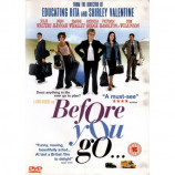 JULIE WALTERS - BEFORE YOU GO - DVD
