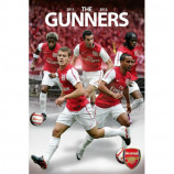 MAXI POSTER (61cm x 91.5cm) - ARSENAL PLAYERS 2011-12 - Poster