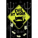 MAXI POSTER (61cm x 91.5cm) - DAVID AND GOLIATH : EVIL AT WORK - Poster