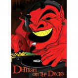 MAXI POSTER (61cm x 91.5cm) - DEMON ON THE DECKS - Poster