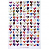 MAXI POSTER (61cm x 91.5cm) - HOWARD SHOOTER : PAPER HEARTS - Poster
