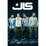 MAXI POSTER (61cm x 91.5cm) - JLS : NEW GROUP - Poster