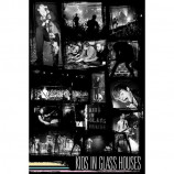 MAXI POSTER (61cm x 91.5cm) - KIDS IN GLASS HOUSES : LIVE - Poster