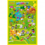 MAXI POSTER (61cm x 91.5cm) - MOSHI MONSTERS : MOSHLING LAND - Poster