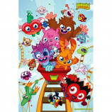 MAXI POSTER (61cm x 91.5cm) - MOSHI MONSTERS : ROLLERCOASTER - Poster