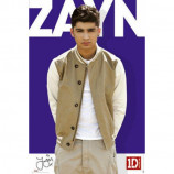MAXI POSTER (61cm x 91.5cm) - ONE DIRECTION : ZAYN PURPLE - Poster