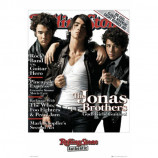 MAXI POSTER (61cm x 91.5cm) - ROLLING STONE : THE JONAS BROTHERS - Poster