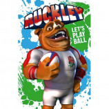 MAXI POSTER (61cm x 91.5cm) - RUCKLEY : LET'S PLAY BALL - Poster