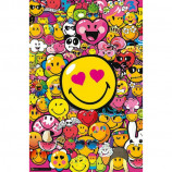 MAXI POSTER (61cm x 91.5cm) - SMILEY WORLD : GIRLS TRIBE - Poster
