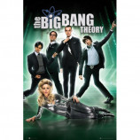 MAXI POSTER (61cm x 91.5cm) - THE BIG BANG THEORY : BARBARELLA - Poster