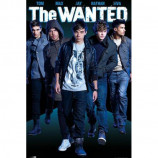 MAXI POSTER (61cm x 91.5cm) - THE WANTED : NAMES - Poster