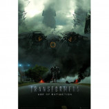 MAXI POSTER (61cm x 91.5cm) - TRANSFORMERS 4 : IMAX TEASER - Poster